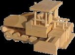 Dřevěný-finisher